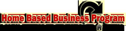 Home Based Business Program logo