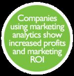 marketing analytics statistic