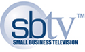 sbtv Small Business Television logo