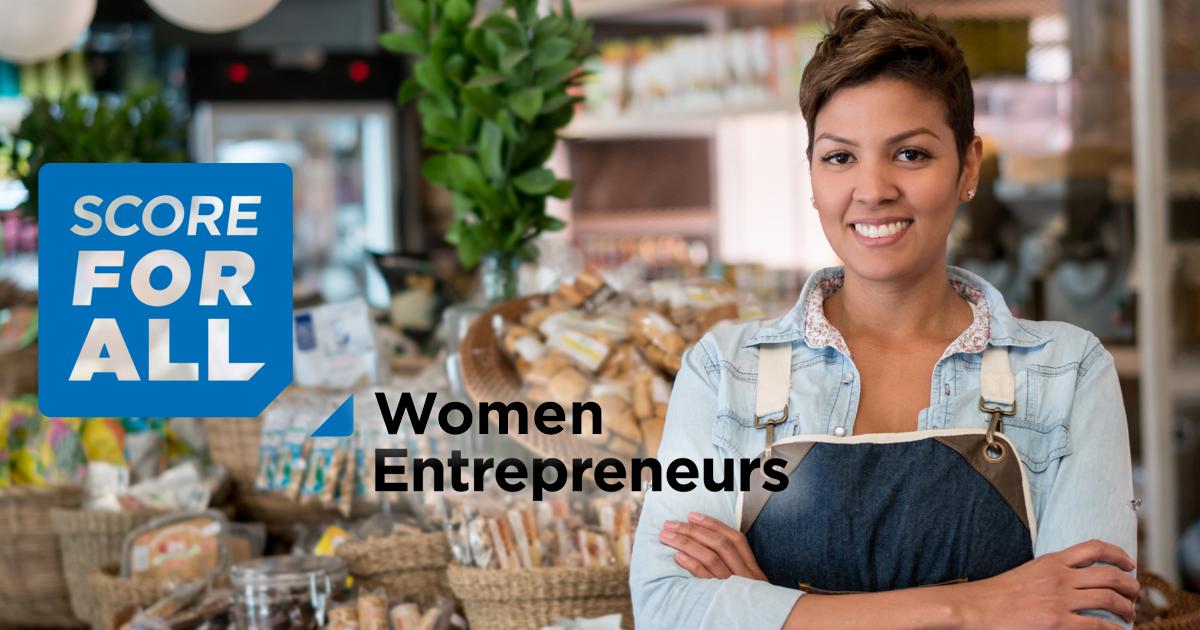 女性企业家得分