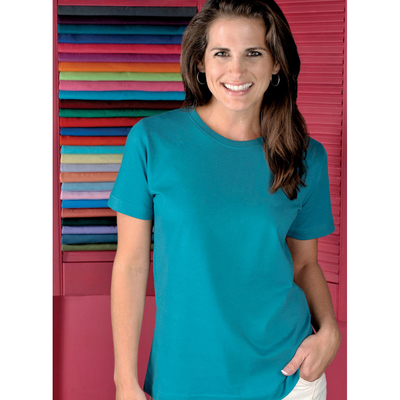 Ladies' Ringspun T