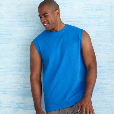 Ultra Cotton Adult Sleeveless T-Shirt