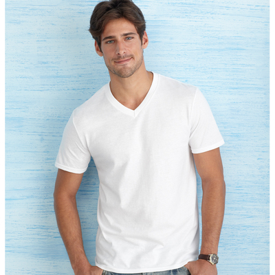 SoftStyle Adult V-Neck T-Shirt