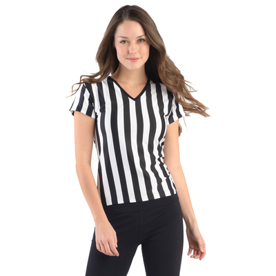 Juniors V-Neck Referee Shirt