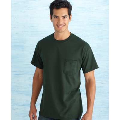 DryBlend Adult T-Shirt with Pocket