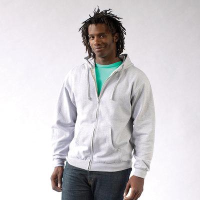 Unisex Zipper Hood