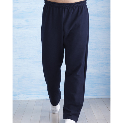 Heavy Blend Adult Open Bottom Sweatpants