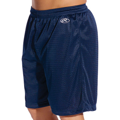 Open Hole Mesh Short