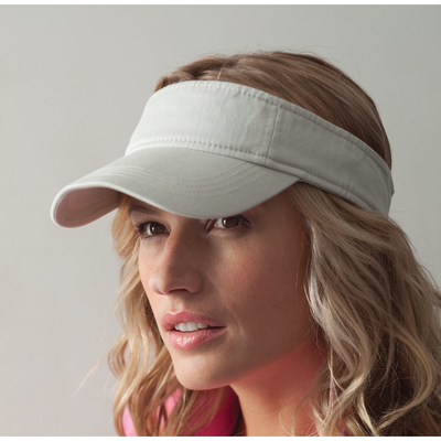 Solidl Low-Profile Twill Visor