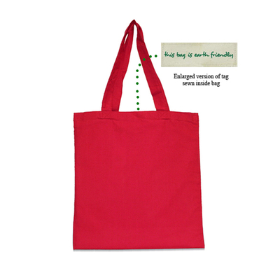 Recycled Cotton Canvas Tote
