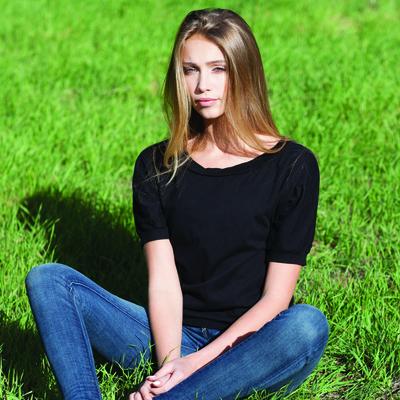 Women's Short Sleeve Dolman