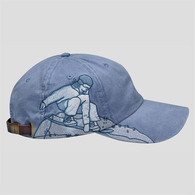 Snowboarder Resort Cap