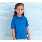 Gildan 94800B DryBlend Youth Piqué Spor Shirt