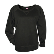LATs 3762 Ladies Slouchy Pullover