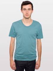American Apparel RSA6402 Loose Crew Summer Tee