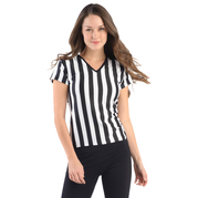 In Your Face B02 Juniors V-Neck Referee Shirt