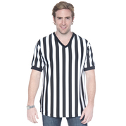 In Your Face C02 Mens V-Neck Referee Shirt