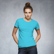 Anvil 780L Women's Midweight Mid-Scoop Tee