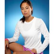Gildan 42400L Performance Ladies Long Sleeve T-Shirt