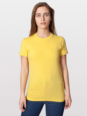 American Apparel 2102ORG Ladies' Organic Tee