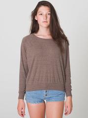 American Apparel BR394 Tri Blend Pullover