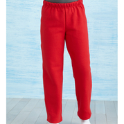 Gildan 18400B Heavy Blend Youth Open Bottom Sweatpants