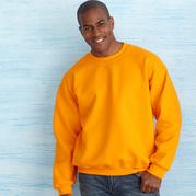 Gildan 12000 DryBlend Adult Crewneck Sweatshirt