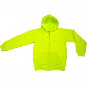 B501 Full-Zip Hood