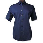 Sierra Pacific 5281 Ladies Short Sleeve  Twill Shirt