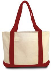 Liberty Bags 8869 11oz Cotton Canvas Tote