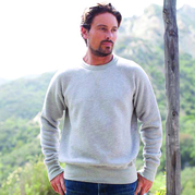 US Blanks US8000 Men's Pullover