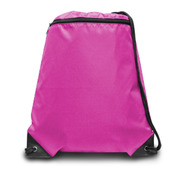 Liberty Bags 8888 Zippered Drawstring Backpack