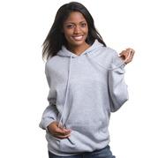 Bayside Bayside 960 Fleece Hooded Pullover Sweatshirt