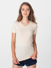American Apparel 6301 Sheer Jersey Summer T