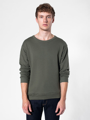 American Apparel RSAFS416 Drop Shoulder Sweatshirt