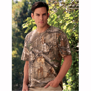 Code V 3982 Adult REALTREE® Pocket T-Shirt