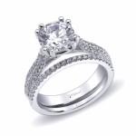 Coast Diamond Ring LC10073 | Band WC10073