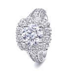 Coast Diamond Engagement Ring - LS10147