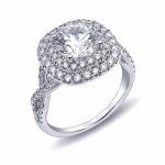 Coast Diamond Engagement Ring - LC10185