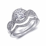 Coast Diamond Ring LC10263 | Band WC10263