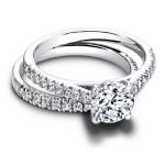 Jeff Cooper Theodora--Tate Engagement Ring