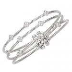 .90 Carat Diamond Bracelet