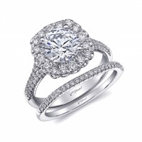 Coast Diamond Ring LC10202 | Band WC10202