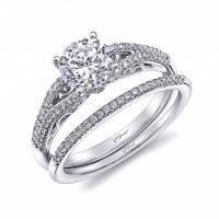 Coast Diamond Ring LC6010 | Band WC6010