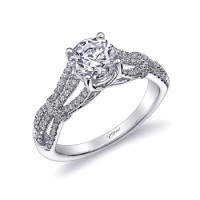 Coast Diamond Engagement Ring - LC6014