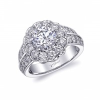 Coast Diamond Engagement Ring - LS10152