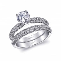 Coast Diamond Ring LC10228 | Band WC10228