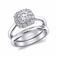 Coast Diamond Ring LC5264 | Band WC5264