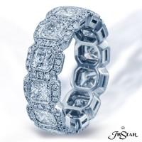 JB Star/Jewels By Star Multi-Row Eternity Band