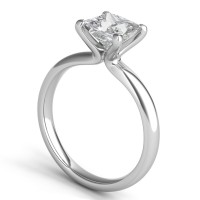 Sasha Primak Embrace Solitaire Engagement Ring